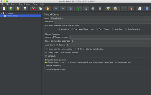 apache jmeter screenshot